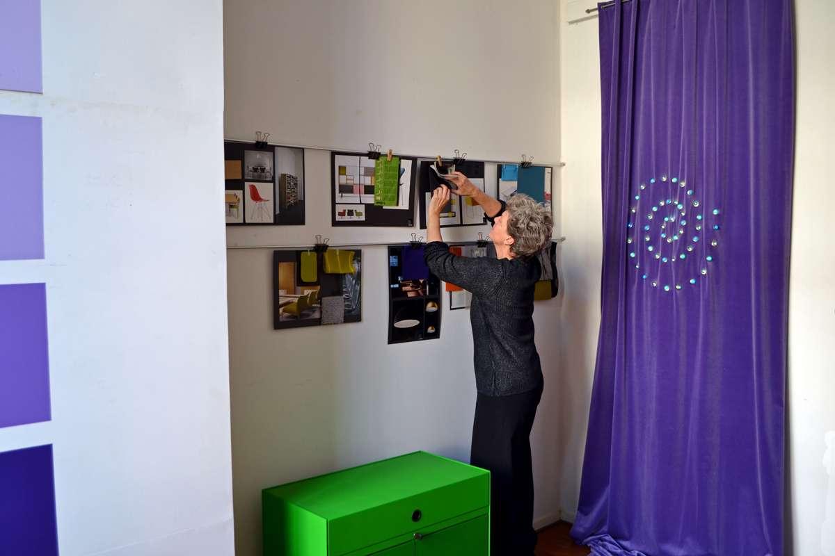 Louise Cohen Binnenwerk Leeuwarden